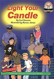 Cover of: Light your candle
