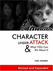 Cover of: Character Under Attack