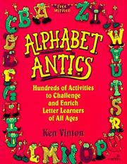Cover of: Alphabet antics