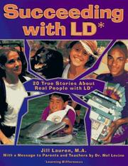 Cover of: Succeeding with LD | Jill Lauren