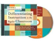 Cover of: Differentiating Instruction in the Regular Classroom | Diane Heacox