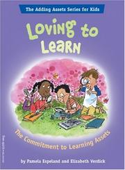 Cover of: Loving to learn | Pamela Espeland