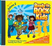Cover of: Ready to Rock Kids Volume 2 CD | Dr. Mac & Friends