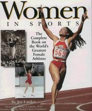 Cover of: Women in sports