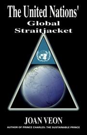Cover of: United Nations Global Strait Jacket
