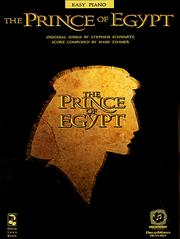 Cover of: The Prince of Egypt | Stephen Schwartz