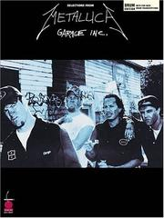 Cover of: Metallica - Garage Inc. by Metallica