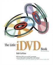 Cover of: The Little iDVD Book