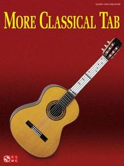 Cover of: More Classical Tab | Hal Leonard Corp.