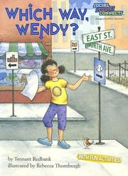 Cover of: Which way, Wendy?
