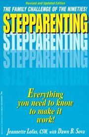Cover of: Step-Parenting