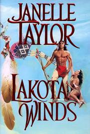 Cover of: Lakota winds | Janelle Taylor