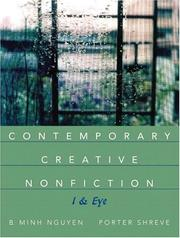 Cover of: Contemporary creative nonfiction