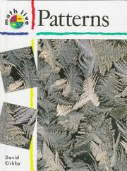 Cover of: Patterns | David Kirkby