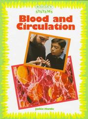 Cover of: Blood and circulation | Jackie Hardie