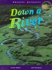 Cover of: Down a river