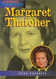 Cover of: Margaret Thatcher: an unauthorized biography