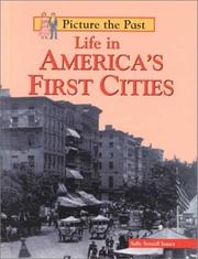 Cover of: Life in America's first cities