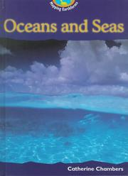 Cover of: Oceans and seas