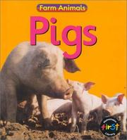 Cover of: Pigs (Farm Animals)