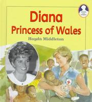 Cover of: Diana, Princess of Wales