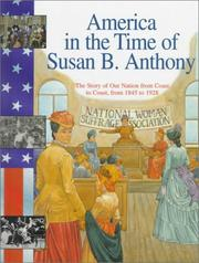 Cover of: America in the Time of Susan B. Anthony