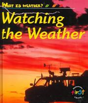 Cover of: Watching the weather