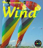 Cover of: Wind