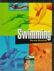 Cover of: Swimming | Bernie Blackall