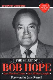 Cover of: The Spirit of Bob Hope