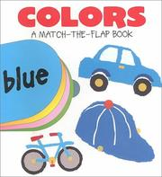 Cover of: Colors (Match-the-Flaps)