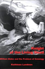Cover of: Knight of the living dead