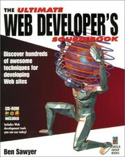 Cover of: The ultimate Web developer's sourcebook