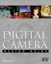Cover of: Digital camera design guide