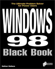 Cover of: Windows 98 black book