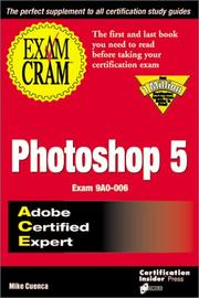 Cover of: Photoshop 5
