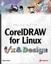 Cover of: CorelDRAW for Linux f/x and Design