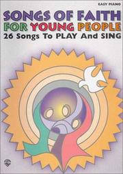 Cover of: Songs of Faith for Young People | Alfred Publishing