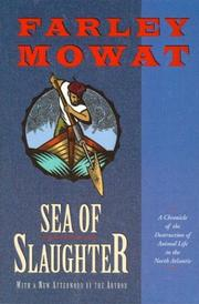 Cover of: Sea of slaughter