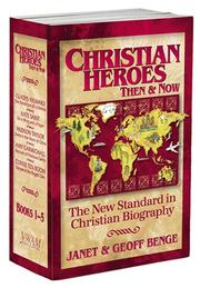 Cover of: Christian Heroes Gift Set | Geoff Benge