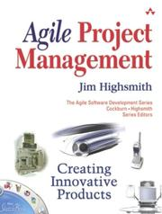 Cover of: Agile Project Management