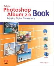 Cover of: The Adobe Photoshop Album 2.0 Book | Michael Slater