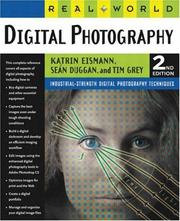 Cover of: Real World Digital Photography | Katrin Eismann