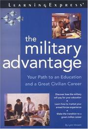 Cover of: Military Advantage | Lynn Vincent