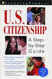 Cover of: Us Citizenship