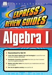 Cover of: Express Review Guide | LearningExpress Editors