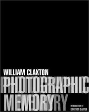 Cover of: Photographic Memory