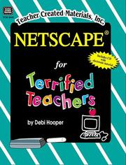 Cover of: Netscape for Terrified Teachers