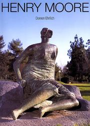 Cover of: Henry Moore | Doreen Ehrlich