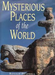 Cover of: Mysterious Places of the World